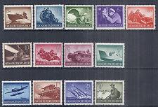"""1944 Germany SC B257-B69 Hero Memorial Day, """"Grossdeutsches Reich"""" MH Set*"""