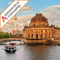 Städtereise Berlin Mitte 2 - 4 Tage 4 Sterne Wyndham Hotel 2 Personen Gutschein