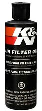 K&N Air Filter Oil NEW 99-0533