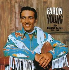 FARON YOUNG - THE CLASSIC YEARS 1952-62 (NEW CD)