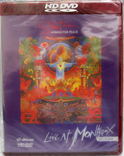 Santana - LIVE AT MONTREUX 2004 HD DVD - Brand New
