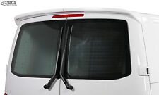 RDX Heckspoiler VW T6 Flügeltürer Dach Heck Spoiler Dachkantenspoiler Hecktüren