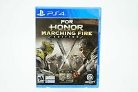 For Honor Marching Fire Edition: Playstation 4 [Brand New] PS4