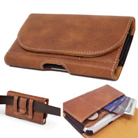 Leather Sleeve Case Wallet Pouch Holster For Iphone 12 Pro Max,11 Pro Max,XS Max
