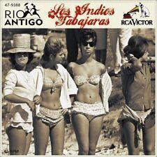 """7"""" LOS INDIOS TABAJARAS Rio Antigo / Os quindins de yaya RCA Latin US-Press 1967"""