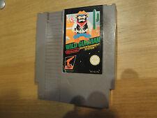 Wild tireur Nintendo Entertainment System NES ZAPPER Jeu de langue française