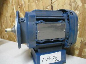 Sew Eurodrive Electric Motor Volts 230YY/460Y .50 HP/1700 RPM DRS71S4/FG