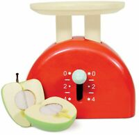 Le Toy Van HONEYBAKE PLAY WEIGHING SCALES Wooden Toy BN