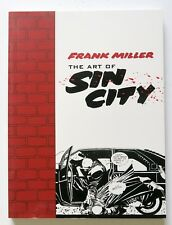 The Art of Sin City Frank Miller Dark Horse Graphic Novel Comic Book