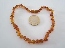 collana di ambra  del baltico per neonati