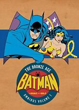 Batman: The Brave and the Bold - The Bronze Age Omnibus Vol. 1 Hardcover