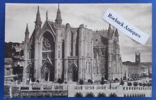 Vintage Postcard St Colman's Cathedral Queenstown County Cork