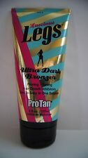 Pro Tan Luscious Legs Ultra dark Bronzer Firming Toning Hair Growth Inhibitors