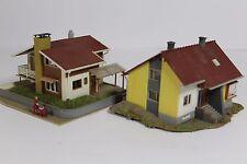 1:87 h0 ferrocarril Faller Vollmer 2 edificio bungalow siedlungshäuser av42314