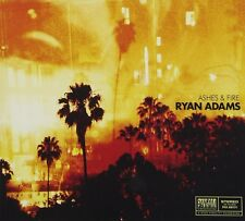 RYAN ADAMS CD - ASHES & FIRE (2011) - NEW UNOPENED