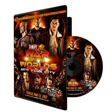 Official ROH Ring of Honor & NJPW - War of the Worlds 2017: NYC Event DVD