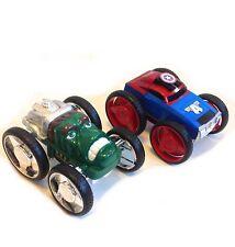 MARVEL COMICS giocattoli grandi CAPITAN AMERICA & HULK trasformare le automobili, Avengers