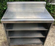 More details for imc bartender 3 shelf storage unit 800mm stainless steel