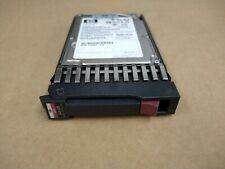 "HP 146GB SAS Dual Port 10K RPM 2.5"" SAS HARD DRIVE in Caddy 418399-001"