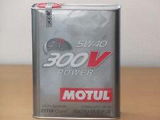 12,85€/l Motul 300V 5W-40 Power 2 Ltr