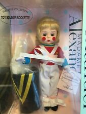 "Rare New Madame Alexander 8"" Doll Toy Soldier Rockette"