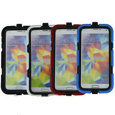 Hard Military Waterproof Shockproof Phone Case Cover For Samsung Galaxy Modes