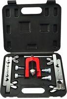 3-19mm Copper Brake Pipe Flaring Kit Fuel Repair Tool Set Tube Storage Box W3