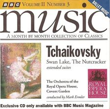 BBC Music - Vol.2 No.3 / Tchaikovsky: Swan Lake, The Nutcracker: Extended Suites