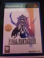 Final Fantasy XII (Sony PlayStation 2, 2007)