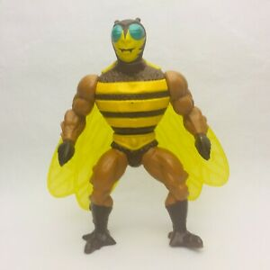 BUZZ-OFF 1983 He-Man Masters of the Universe Vintage Action Figure #1