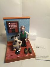 Wallace and Gromit  Talking Alarm Clock  unboxed