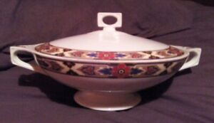 Vintage J & G Meakin Vegetable Tureen Dish with Lid England