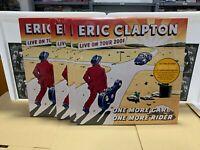 Eric Clapton Live On Tour 2001 3 LP Versiegelt RSD 2019