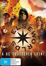 DC Crossover - Elseworlds (DVD, 2019)