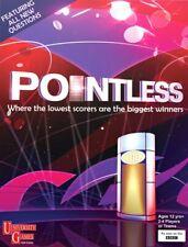 NEW -  Pointless - University Games