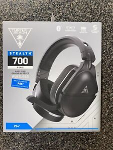 Turtle Beach Stealth 700 2nd Gen Wireless Gaming Headset for PlayStation 5 -...