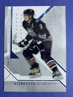 2006-07 Upper Deck SP Authentic #1 Alex Ovechkin Washington Capitals 2nd Year