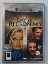 Nintendo Gamecube Game WWW Day Reckoning, USED BUT GOOD