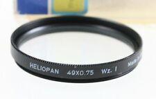 Heliopan Einschraubanschluss-Kamera-Filter mit Weichzeichner-Effektfilterart
