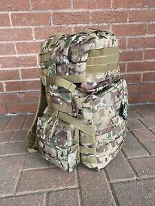 Kombat UK Medium Assault Recce Ops pack daysack 40 Litre BTP MTP Utility Pouches