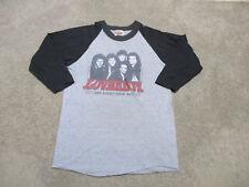 VINTAGE Loverboy Get Lucky Concert Shirt Adult Medium 1982 Lover Boy Band Tour