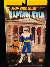 DC Direct Flash Rogues Gallery Captain Cold Action Figure