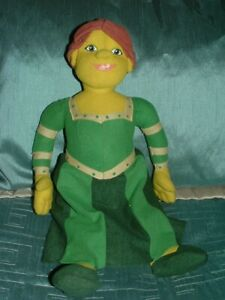 """SHREK 2  17""""  LARGE FIONA PLUSH SOFT TOY  BY PLAY BY PLAY"""