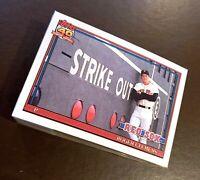 50) ROGER CLEMENS Boston Red Sox 1991 Topps Baseball Card #530 LOT