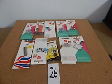 10 x Official London 2012 Olympic games pin badges including LTD Editions set 26