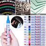Waterproof Permanent Paint Marker Pen for Car Tyre Tire Tread Rubber Metal 12Pcs