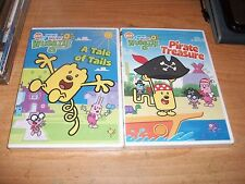 (8) Wow Wow Wubbzy A Little Help from My Friends + Christmas (DVD, 2009) NEW