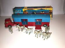 Corgi Toys Chipperfields Circus Nr. 1130 Pferde Transporter / Cage - Mint in Box