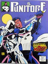 IL PUNITORE ANNO II N.8 STAR COMICS THE PUNISHER 1990 MARVEL