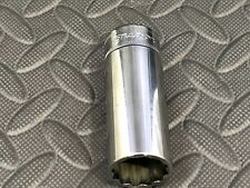 "Snap-On NEW SFM19 3/8"" Drive 19mm Deep Socket $32 List Price!"